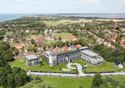 Ostseebad Wustrow – Zwei Wasser ~ 2020