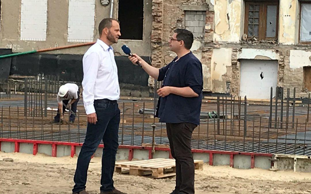 NDR – Land & Leute im Ostseebad Wustrow