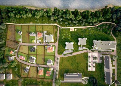 Stralsund – Wohnpark Sundblick – Grundstücke – 2015