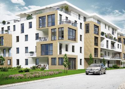 Stralsund – Wohnpark Sundblick – Apartmenthaus Rügen – 2017