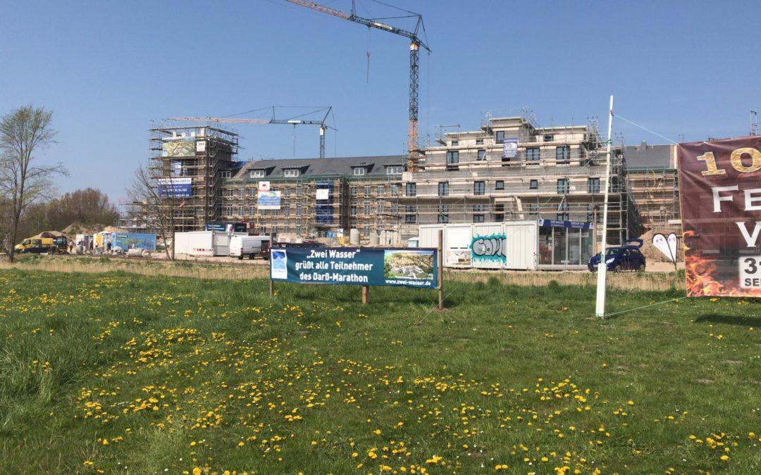 """85 % der Ferienapartments sind bereits verkauft – Projekt """"Zwei Wasser"""" – Alte Seefahrtschule im Ostseebad Wustrow"""