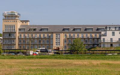 Das Nordmagazin zu Besuch in der Apartmentanlage Zwei Wasser – Alte Seefahrtschule