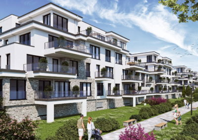 Gehlsdorfer Nordufer Bauabschnitt 3